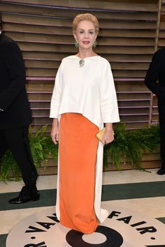 Carolina Herrera Fiesta Vanity Fair 2014