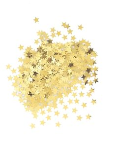 Metallic Star Confett @trendingtoystore.com