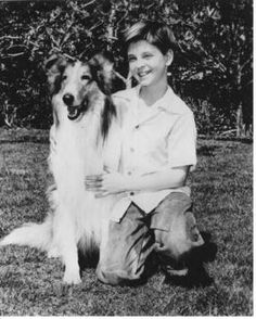 Lassie 1954  Stars Tommy Rettig  Jan Clatyton George Cleveland  This was my favorite of the different Lassie series.