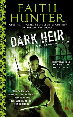 Dark Heir (Jane Yellowrock #9) by Faith Hunter | Roc | April 7, 2015