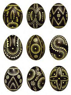Eastern Eggs, Easter Egg Pattern, Easter Egg Designs, Ukrainian Easter Eggs, About Easter, Egg Art, Christmas Table Decorations, Egg Decorating, Dot Painting
