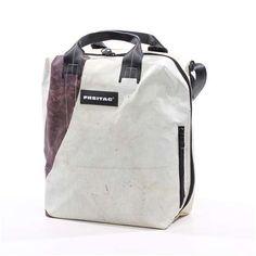 Freitag Freitag Bag, Natural Clothing, Fashion Bags, Womens Fashion, Textiles, Bag Men, Fabric Bags, Suitcases, Urban Fashion