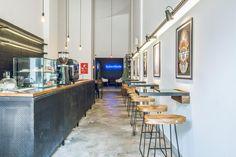 OOP Coffee | Galeria da Arquitetura