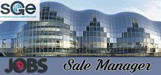 Sale Manager Jobs in SGe in UAE, Dubai Visit jobsingcc.com for more info @ http://jobsingcc.com/sale-manager-jobs-sge-uae/