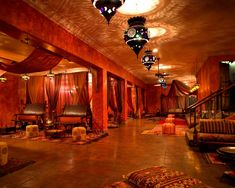 Figueroa hotel bar, LA