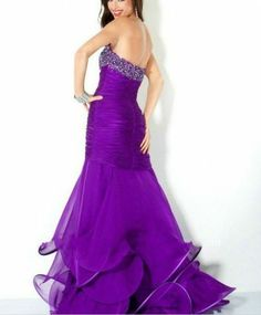 Cheap Long Formal Gowns | of long purple prom dresses such as long purple sheri hill prom dress ...