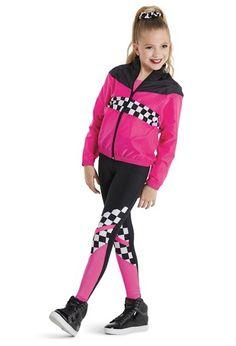 Hip Hop Dancer Outfits, Dance Outfits, Girl Outfits, Hip Hop Costumes, Dance Costumes, Hip Hop Fashion, Tops For Leggings, Windbreaker Jacket, Bra Tops
