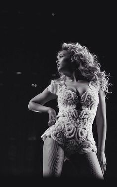 Beyonce The Mrs Carter Show World Tour at the Staples Center in Los Angeles December 2013