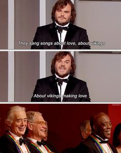 And Vikings making love! lol