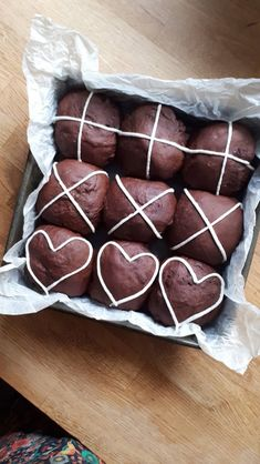Mini brownies decoration from julie_jonesuk