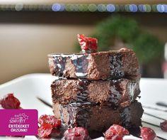 Vegán, édesburgonyás brownie