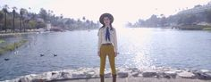 """Julia Holter Shares """"Everytime Boots"""" Video"""