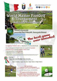 World Masters Footgolf 09/08/13 http://www.federfootgolf.it/w-m-f-t-09-08-2013/