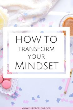 Your thoughts create your reality - everything you think, you will feel. If you transform your mindset, you will transform your life! Here are 5 ways you can transform your mindset today so that you can start living your dream life. Self Development, Personal Development, Self Improvement Tips, Transform Your Life, Growth Mindset, Success Mindset, Positive Mindset, Best Self, How To Stay Motivated