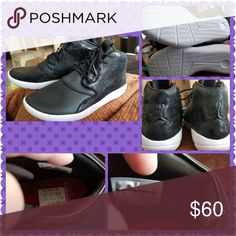 3b27603e6 NWOT Jordan Eclipse Chukka Heir Big Boys size 5 Brand New. Only tried on in