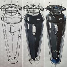 전기면도기(Electric Razor) Sketch & Design www.skeren.co.kr