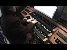 Dietrich Buxtehude: Toccata d-moll (Julian Bewig, Orgel)