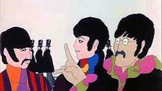 The Beatles Желтая Подводная Лодка 1968 г - YouTube