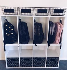 Here are the five must-have Kmart school bag storage hacks mums are absolutely loving! And rightfully so. They'll keep your kids' backpacks, shoes, water bottles and homework organised so you can always find them in the morning.