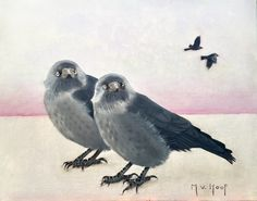 Samen - olieverf | Together - oil painting