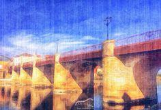 Miranda de Ebro puente Carlos III 2015 ARTÍSTICA