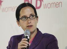 Katharina Borchert - Power Women: Women To Watch - Forbes