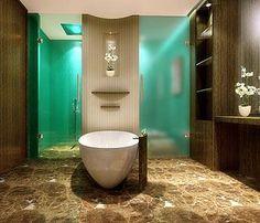 spa bathroom ideas…keep em coming! spa bathroom ideas…keep em coming! Spa Bathroom Design, Bathroom Spa, Bathroom Interior, Master Bathroom, Bathroom Ideas, Spa Shower, Spa Tub, Dream Bathrooms, Beautiful Bathrooms