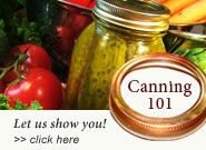DIY canning recipes