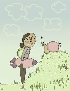 Girl going to Blow Up — Kersey Barrett-Tormey