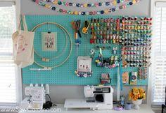 Sew Caroline Studio / #Janome