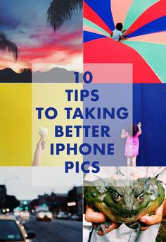 10 iPhone Photography tips — THE CREATIVE RESIDENCY