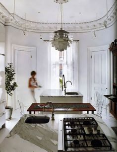 Scandinavian Kitchen Design Picture Balance Traditional And Modern