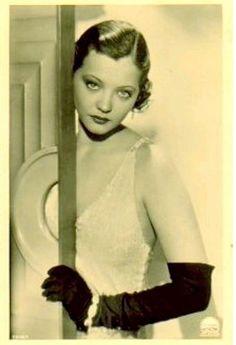 Sylvia Sidney, 1920s..
