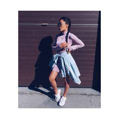 "CLICK HERE http://www.youtube.com/channel/UCqEqHuax3qm6eGA6K06_MmQ?sub_confirmation=1  @ninninguyen keepin"" it casj on a Fri! Rocking the basic mauve bodycon dress #PrettyLittleThing #PLTstyle #Fashion by officialplt"