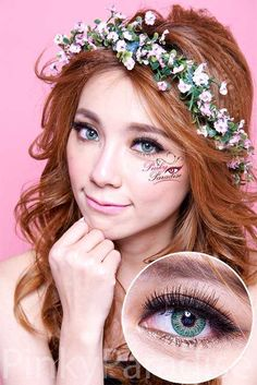 GEO Twin Series YH303 Circle Lenses (Colored Contacts)