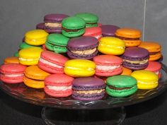 Les ganaches pour les macarons: - Les gourmandises de Jessica Macaron Thermomix, Thermomix Desserts, Macarons, Ganache Macaron, Cake Recipes, Dessert Recipes, Kolaci I Torte, Coco, Nutella