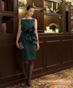 結婚式お呼ばれファッション♡コーデ集♡|マシマロ