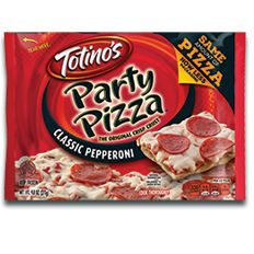 Explore our range of Pizza snacks from the family-favorite Totino's Party Pizza to Mini Pizza Bites and tasty Pizza Rolls, available with various toppings! Frozen Pizza, Frozen Meals, Totinos Pizza, Gourmet Recipes, Snack Recipes, Cheese Party, Food Goals, Cold Meals, Easy Snacks