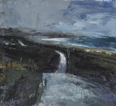Donald Teskey, The Coastal Road 2