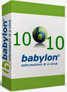 Meu Gadget Blog: Faça o download do Babylon 10 - melhor software de...