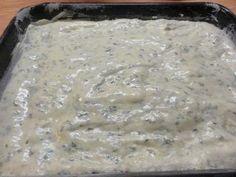 Jak upéct špenátové kostky s náplní i pro diabetiky | recept | jaktak.cz Dairy, Cheese, Food, Essen, Meals, Yemek, Eten