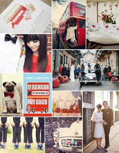 Best Of British Wedding Day Inspiration