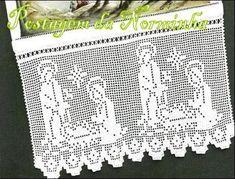 Filet Crochet, Crochet Doily Diagram, Crochet Motifs, Crochet Borders, Crochet Art, Tunisian Crochet, Crochet Crafts, Crochet Doilies, Crochet Stitches