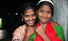 Two amazing girls benefiting from Room to Read's Girls' Education Program. Educating girls and women is widely acknowledged as the most powerful and effective way to address global poverty. Maryville University, Half The Sky, Still I Rise, Girl Reading, Get The Job, Non Profit, Change The World, Got Married, Literacy