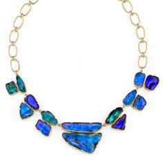Irene Neuwirth - Stunning opal necklace