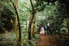 Woodland Wedding // Killyon Manor // Sarah & Gav