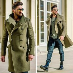 Men's style/By @rafalmaslak