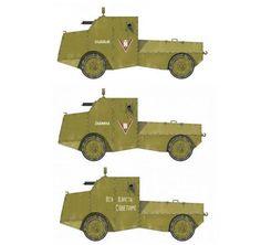 Jeffery-Poplavko Armoured Car Ver.2 Free Paper Model Download - http://www.papercraftsquare.com/jeffery-poplavko-armoured-car-ver-2-free-paper-model-download.html#135, #ArmouredCar, #JefferyArmoredCar, #JefferyPoplavko, #JefferyPoplavkoArmouredCar