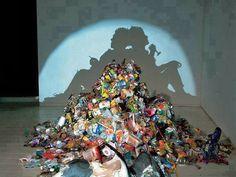 MENTŐÖTLET - kreáció, újrahasznosítás: csalóka