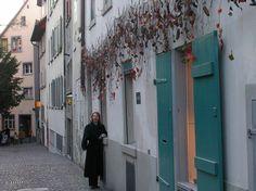 Caroline in Zurich